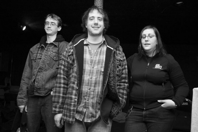 Static In Action releases double CD with two shows this weekend at Governor's pub