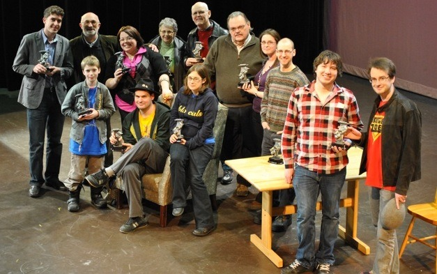 One Act Play Festival Winners