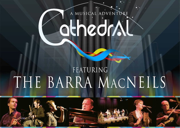 Barra MacNeils Cathedral