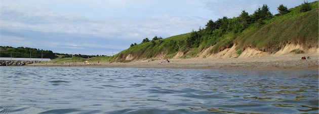 Mabou Mines Beach Waves