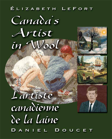 Canada's Artists in Wool - Cover