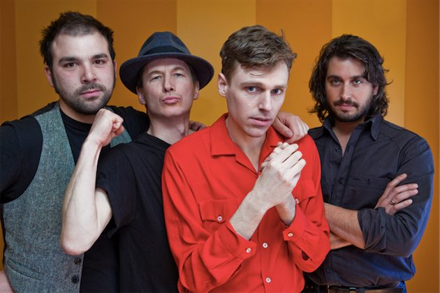 Joel Plaskett and The Emergency