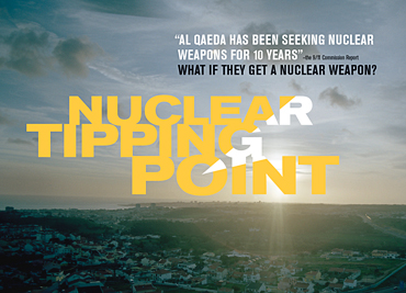 Nuclear Tipping Point Poster