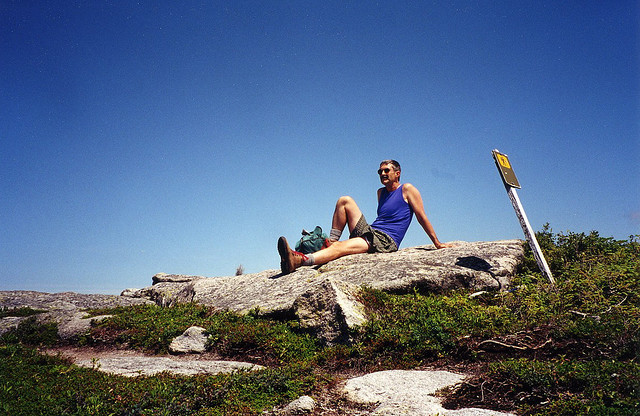 Hiking in the Cape Breton Highlands National Park
