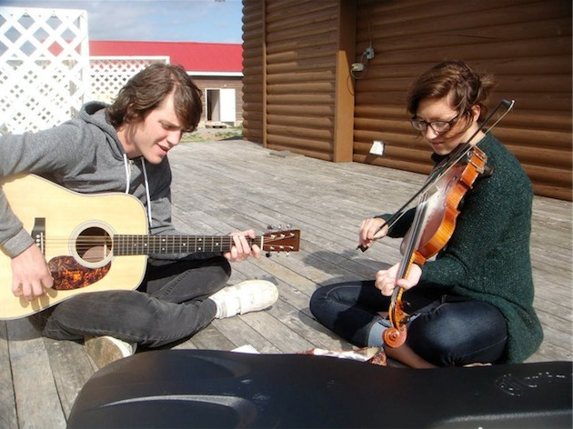 My first Celtic Colours: Carleton Stone talks about the roots and the future of Cape Breton music.