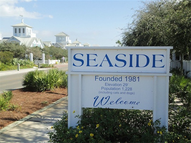 Welcome to Seaside Florida