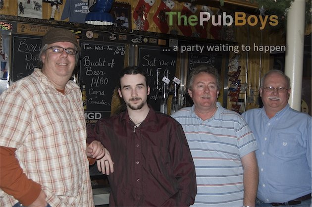 The Pub Boys
