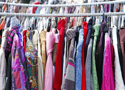 Clothing swap at the Downtown Sydney Farmers Market April 16th