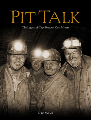 "Cover of Book ""Pit Talk"""