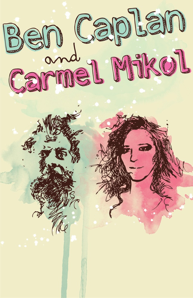 On the Scene with Carmel Mikol and Ben Caplan, Years of Ernest, Morgan Davis and Douglas September