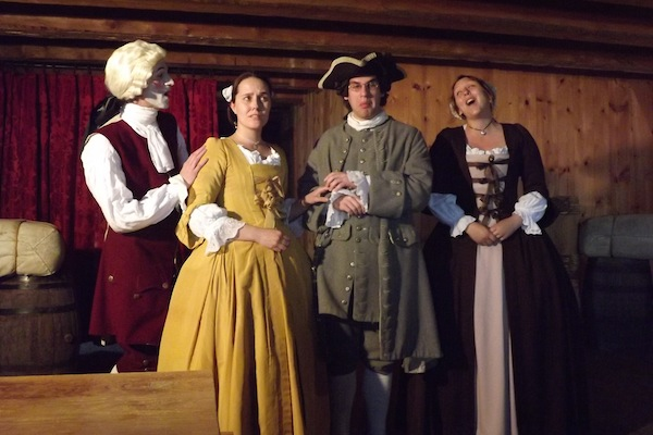"Theatre Review: ""The Sum Of Love"" starts Wednesday at Fortress Louisbourg"