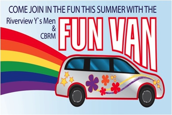 CBRM Fun Van program offering games, camps, hikes and more until August 9