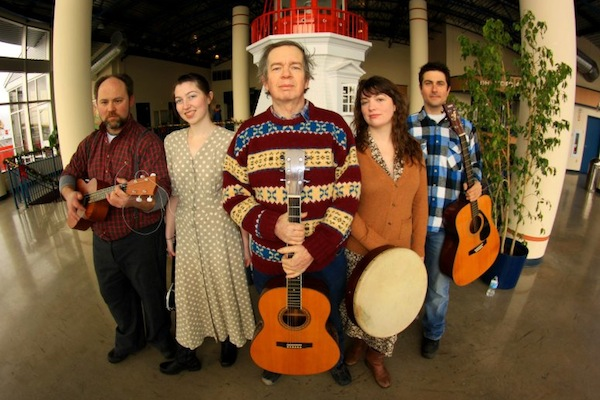 """Big Fiddle Players haul """"Coal And Steel"""" to Louisbourg Playhouse, July 20 & 21"""