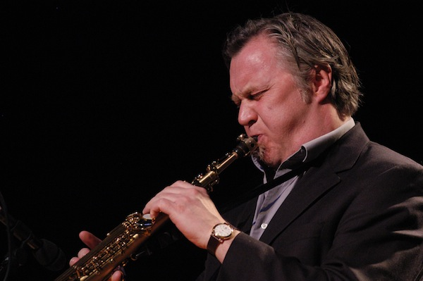 (New Waterford native Kirk MacDonald is one of the Cape Breton Jazz Festival headliners - photo: Don Vickery)