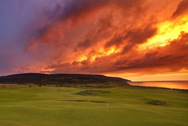 (Cabot Links in Inverness is one of three Cape Breton businesses shortlisted for the Tourism Industry Association of Canada's 2013 National Tourism Awards)