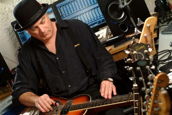 Cape Breton bluesman John Campbelljohn will open the 2014 Cape Breton Jazz Festival
