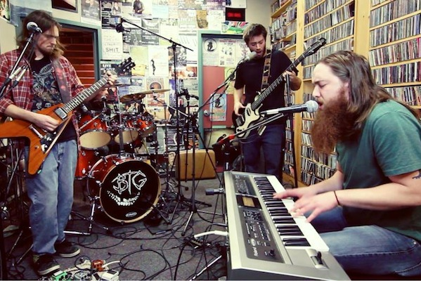 (Black Tooth Grinn release their second single,