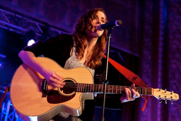 (Antigonish native Jenny MacDonald joins Saskatchewan songwriter Megan Nash on stage at the Island Arts Cafe this Saturday - photo: Melanie Pilon)