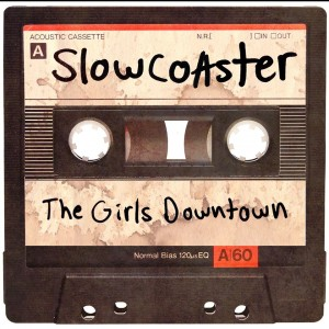 slowcoaster girls downtown album cover