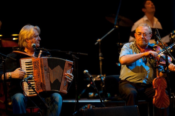 Scottish accordion player Phil Cunningham and Shetland fiddler Aly Bain return to Celtic Colours this year along with a host of favourites and exciting newcomers.