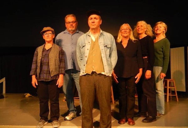 "The cast of St. Ann's Bay Players ""Vision"", scheduled for the Gaelic College's Hall of the Clans Tuesday, Wednesday, and Thursday (July 1, 2, and 3) at 7 pm."