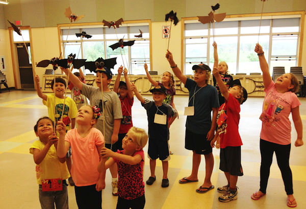 Participants at last summer's ACAP Cape Breton Day Camp in Glace Bay - photo: ACAP Cape Breton