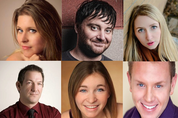 Michele Stephens, Matt Campbell, Morgan Reid, Ross Hunter, Margaret MacPherson and Robyn Cathcart star in Portals