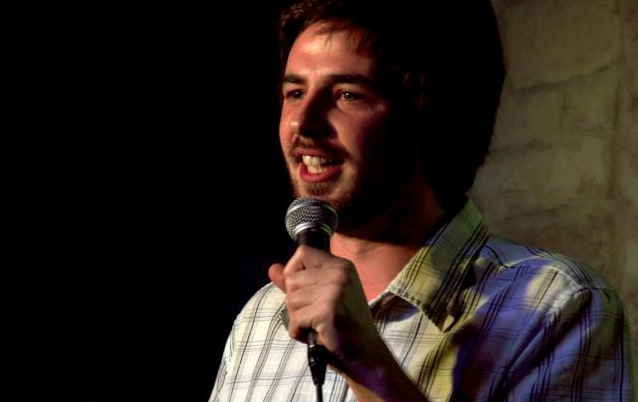 Cape Breton comedian Stefan MacNeil returns home with comedy tour Tuesday night - photo: David Bruce