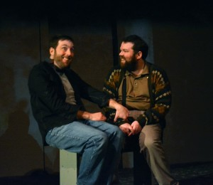 McPhee and Aaron Corbett as Michal