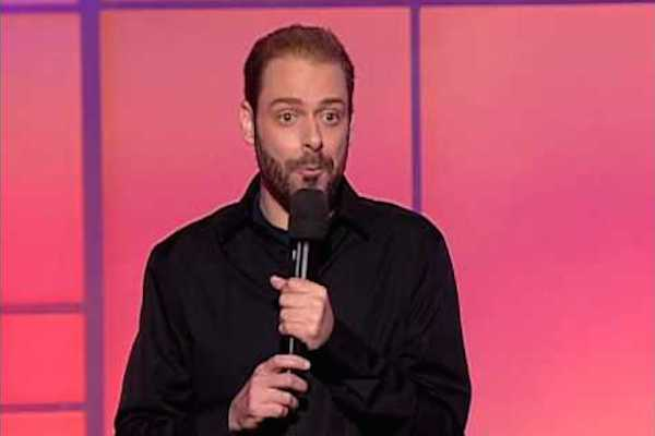 Andrew Evans headlines Yuk Yuk's on Tour this Friday at the Highland Arts Centre.