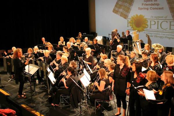 Second Wind Community Concert Band - FB