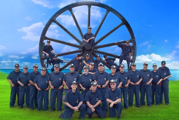 men of the deeps 50 yrs big wheel