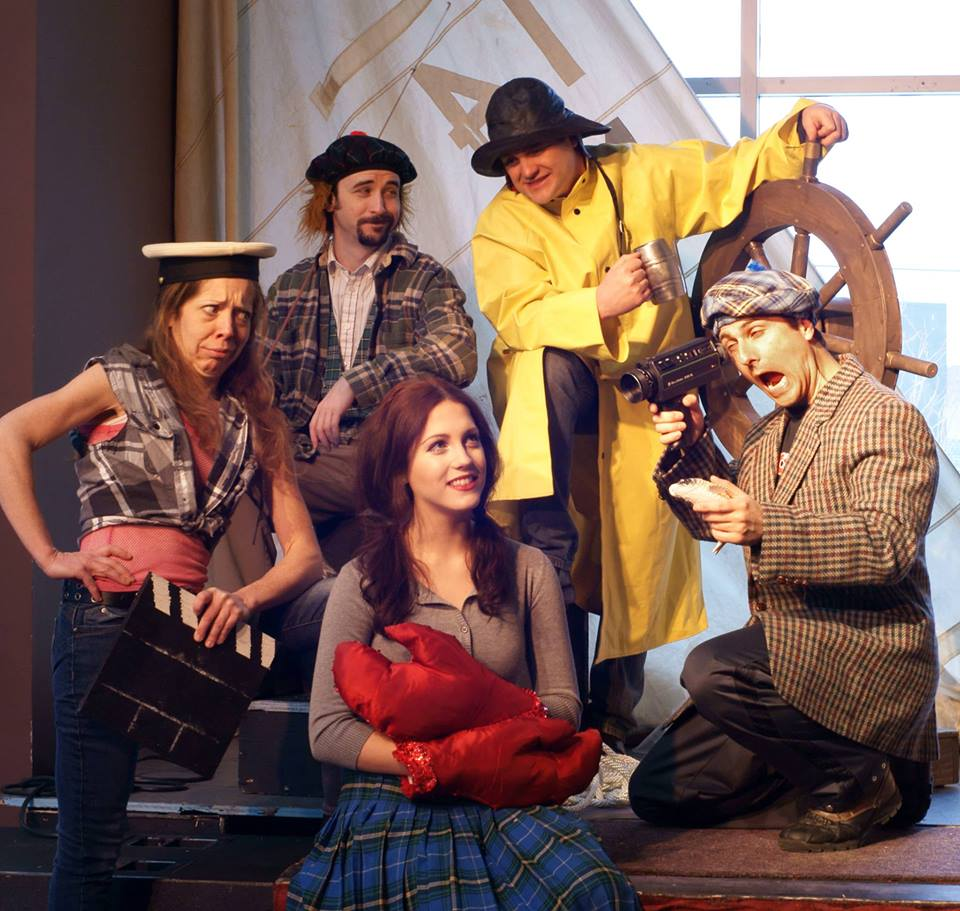 Dinner Theatre: The Bluenose Will Rise Again - Savoy Theatre - Glace Bay