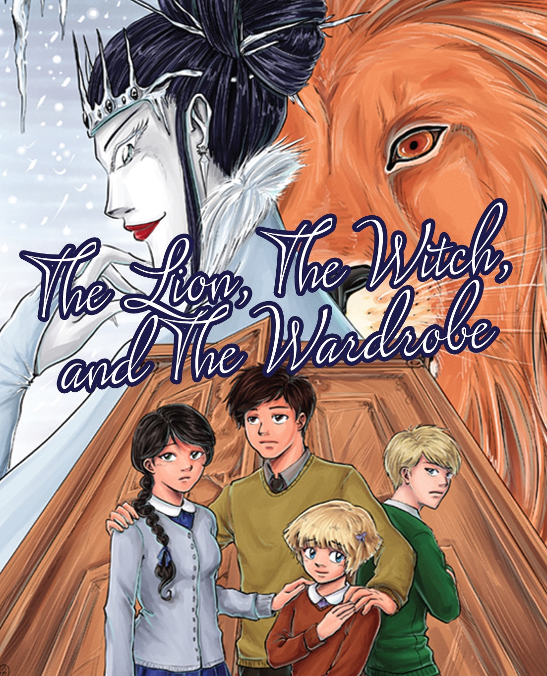 The Lion, The Witch and the Wardrobe - CBU Boardmore Theatre - Sydney