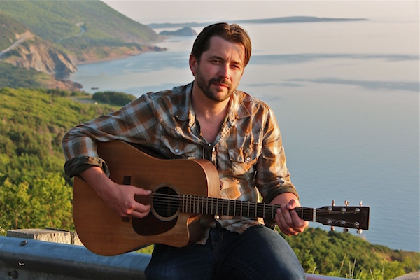 Award-winning Cape Breton multi-instrumentalist singer-songwriter Keith Mullins releases his third solo album June 25 at the Highland Arts Theatre - photo: