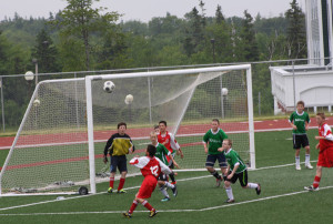 Connor Timmons soccer tournament