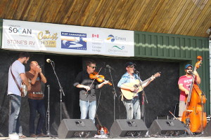 Fourth Annual Acoustic Roots Festival this weekend
