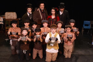 Theatre Review: Oliver! – CBU Boardmore Playhouse