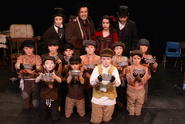 "A squad of hungry orphans seem like ready recruits for Fagin and his gang in the Cape Breton University Boardmore Theatre's production of ""Oliver!"" running until February 26."