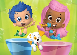bubble guppies cropped
