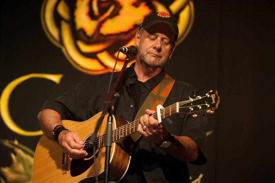 North Shore singer-songwriter Buddy MacDonald will be one of the Artists in Residence  at this year's Celtic Colours International Festival. The festival, now in its 21st year,  runs October 6-14, 2017. Tickets go on sale July 11 - photo: Murdock Smith