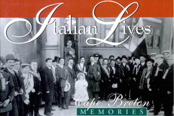 A new edition of Italian Lives, Cape Breton Memories--edited by Sam Migliore and A. Evo DiPierro--will be launched June 9 at CBU, in conjunction with Archives Day