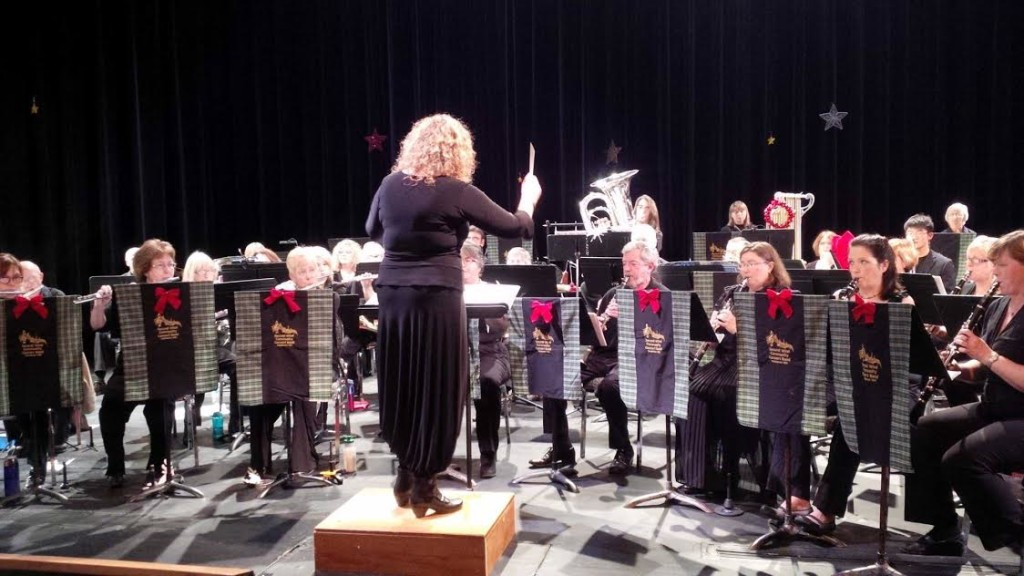 Second Wind Community Band performs this Wedneyday, June 21, at CBU Boardmore Playhouse.