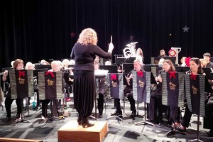 Community Band wraps up 23rd season with Solstice concert