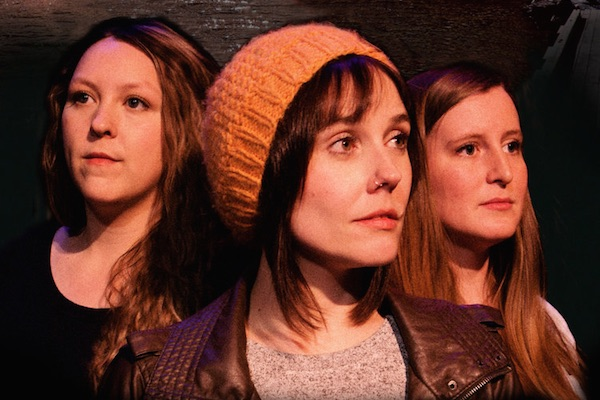 LIndsay Thompon (Agnes) Jenna Lahey (Louise) and Bonnie MacLeod (Theresa) are featured in Daniel MacIvor's Marion Bridge this summer, running Thursdays at the Highland Arts Theatre in Sydney and Mondays at Strathspey Performing Arts Centre in Mabou this summer.