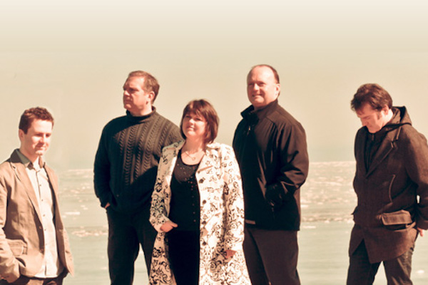 The Barra MacNeils are joined by Nuallan, Sarah MacInnis and Change of Step opening this year's Granville Green concert series.