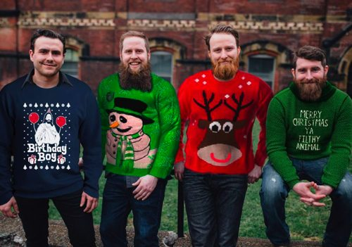 Pretty Archie's Ugly Christmas Sweater Party - Centre 200 - Sydney