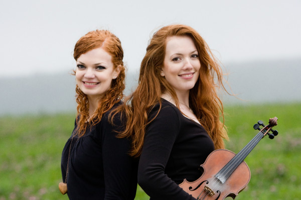 Award-winning duo Margie and Dawn Beaton will share Cape Breton fiddle, piano and dance traditions during a Chinese & Korean Christmas Ceilidh at CBU, November 23.