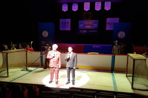 47th Season of Plays continues at CBU with a hockey musical